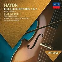 Haydn: Cello Concertos Nos.1 & 2; Violin Concerto - Haydn Cello Concertos