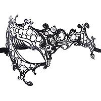 GHQZ Masquerade Venice Metallic Diamond Erwachsenen Maske preisvergleich bei billige-tabletten.eu