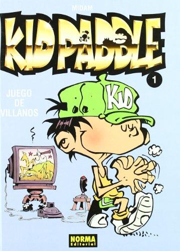Kid Paddle 1 Juego de villanos/Villains Game