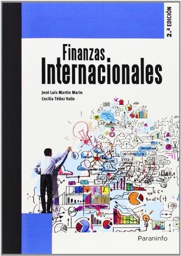 Finanzas internacionales por José Luis Martín Marín