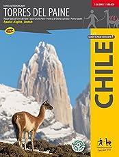 Torres del Paine - Wanderkarte