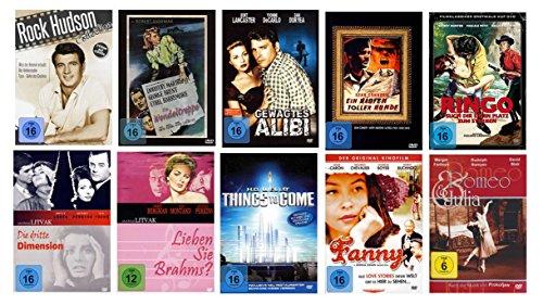 Die ultimative Klassiker Collection ( 12 Klassikerfilme in einer Special Edition ) [10 DVDs]