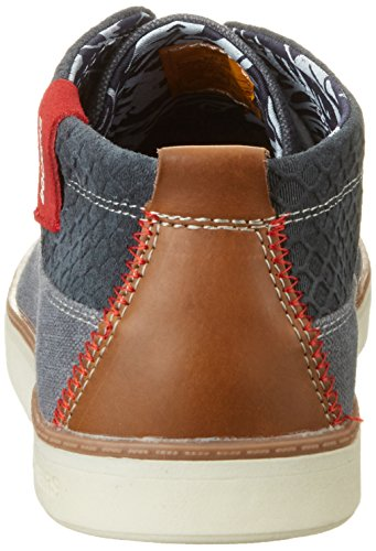 Dockers by Gerli Herren 38se015-712600 High-Top Blau (Blau 600)
