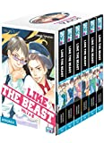 Like the Beast - Pack Intégrale - Manga Yaoi (6 tomes)
