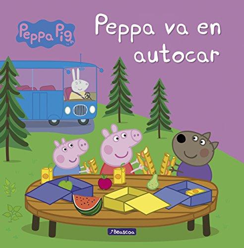 Peppa va en autocar (Peppa Pig. Primeras lecturas) por Varios Autores