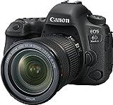 Canon EOS 6D Mark II 26.2MP Digital SLR Camera + EF24-105mm f/4L IS II USM Lens