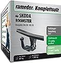 RAMEDER Komplettsatz, Anhängerkupplung starr + 13pol Elektrik für SKODA ROOMSTER (112959-05507-1)