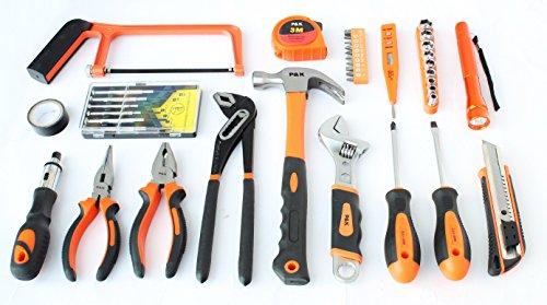 Top Werkzeugkoffer Werkzeugset Werkzeugkasten Werkzeug Werkzeugkiste - 2