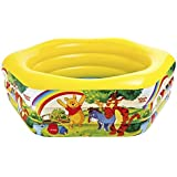 Disney Deluxe Pool 57494NP WINNIE THE POOH 191cm x 178cm x 61cm (japan import) by Disney