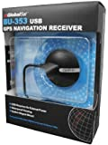 GlobalSat BU-353 WaterProof USB GPS Receiver (SiRF Star III) (discontinued by manufacturer)