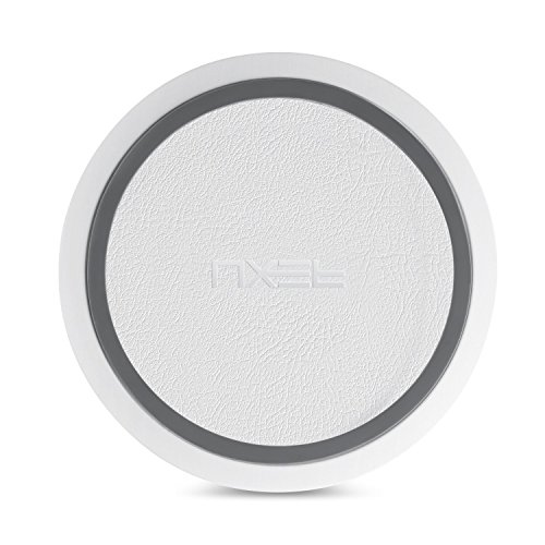 NXET 7.5W Schnelle Plattform für kabelloses Laden für das iPhone von Apple X/8/8Plus und 15W Schnellladegerät für die Note 8/Note 5, S9+ S6S7S8S8Edge +
