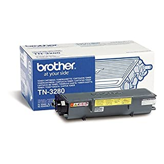 Brother TN3280 - Tóner negro (duración estimada: 8.000 páginas según ISO/IEC 19752) (B001TXQG0U) | Amazon price tracker / tracking, Amazon price history charts, Amazon price watches, Amazon price drop alerts