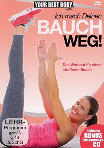 Your Best Body - Bauch weg! (+ Audio-CD) [2 DVDs]
