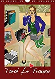 Tarot für Frauen (Wandkalender 2017 DIN A4 hoch): Das etwas andere Tarot! (Monatskalender, 14 Seiten ) (CALVENDO Glaube)