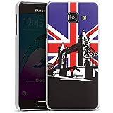 Samsung Galaxy A3 (2016) Housse Étui Protection Coque Londres Grande-Bretagne Tower Bridge