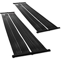 2er Set Poolheizung Solarheizung 70 x 300 cm Solar Pool Heizung Absorber Schwimmbad
