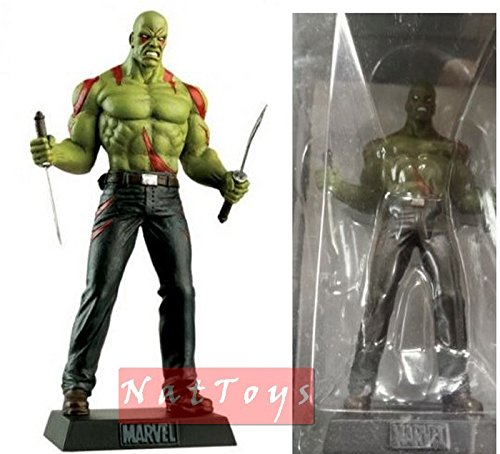 Marvel Classic Figurine DRAX THE DESTROYER Eaglemoss Distruttore Figure