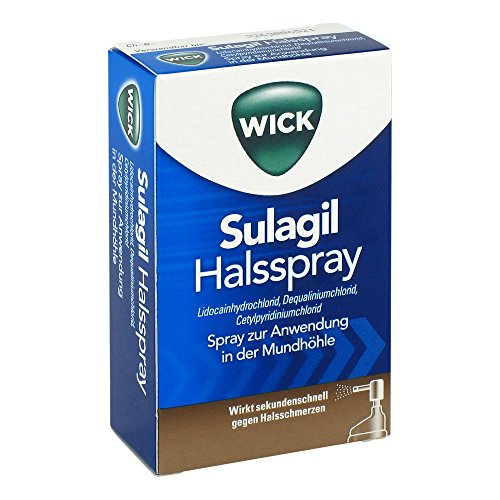 WICK Sulagil Halsspray 15 ml -