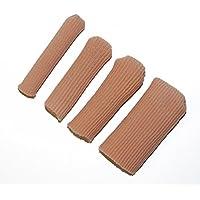 Silipos Schutzkappen für Zehen/Finger, geripptes Stickmaterial mit Mineralölbeschichtung, lindert Schmerzen bei... preisvergleich bei billige-tabletten.eu