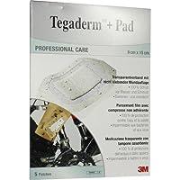 Tegaderm Plus Pad Transparentverband 9 x 15 cm 5 Stück preisvergleich bei billige-tabletten.eu