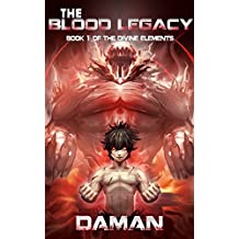 The Blood Legacy (The Divine Elements Book 1) (English Edition)