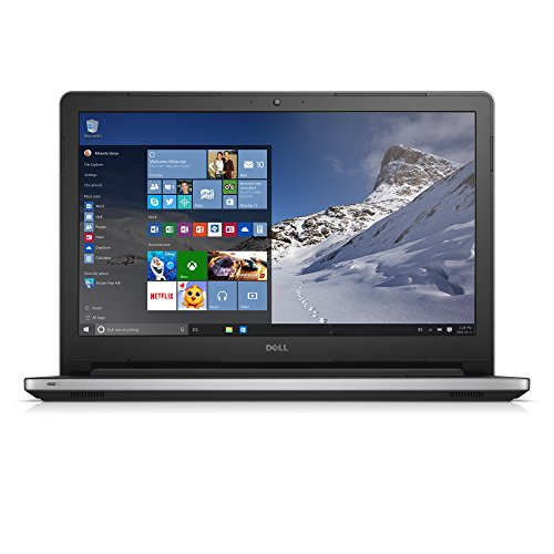 Dell Inspiron 15 5000 Series 15.6 inch Laptop (Intel Core i5, 8 GB RAM, 1 TB HDD, 4 GB AMD Graphics, 1080p Full HD, Anti-Glare) - Silver