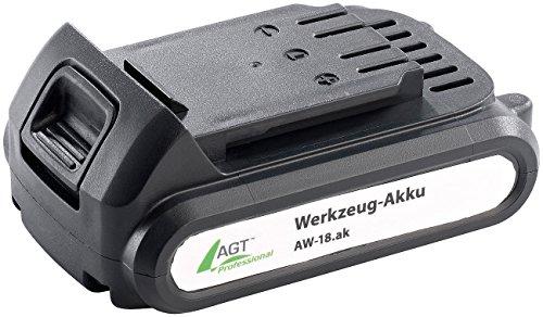 AGT Professional Akku Fuchsschwanz: Akku-Säbelsäge-Set AW-18.sl, GS, mit Li-Ion-Akku & Schnell-Ladegerät (Stichsägen) - 5
