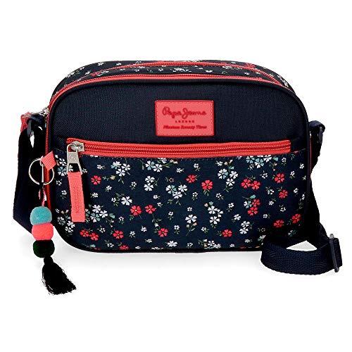 Pepe Jeans Jareth Shoulder Bag Double Compartment