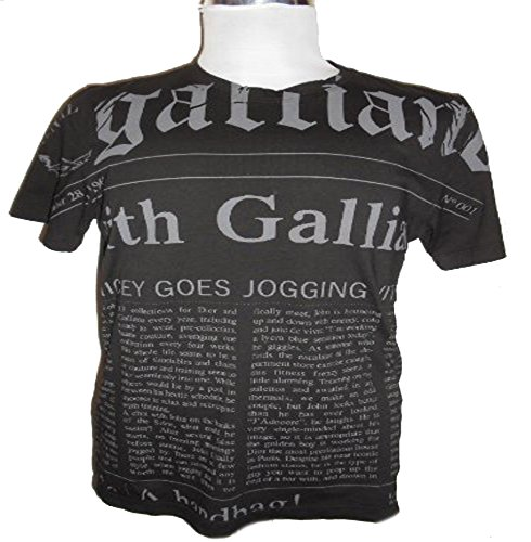 john-galliano-chicey-goes-jogging-newspaper-print-mens-t-shirt-new-tags-made-in-italy-size-xl-rrp-15