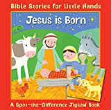 Jesus is Born and Other Bible Stories for Little Hands