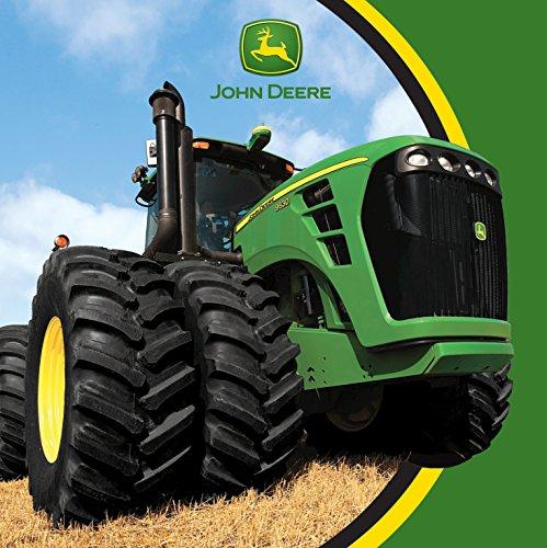 Kreative Konvertieren 206233 John Deere Traktor - Getr-nke Servietten