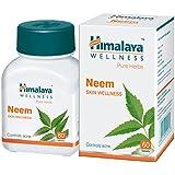 Himalaya Wellness Pure Herbs Neem Skin Wellness - 60 Tablet