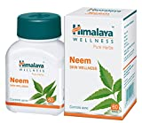 #6: Himalaya Wellness Pure Herbs Neem Skin Wellness - 60 Tablets