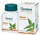 #5: Himalaya Wellness Pure Herbs Neem Skin Wellness - 60 Tablets