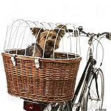Alambre de protección de cesta para bicicleta bicicleta Gatos Perros de bicicleta eléctrica