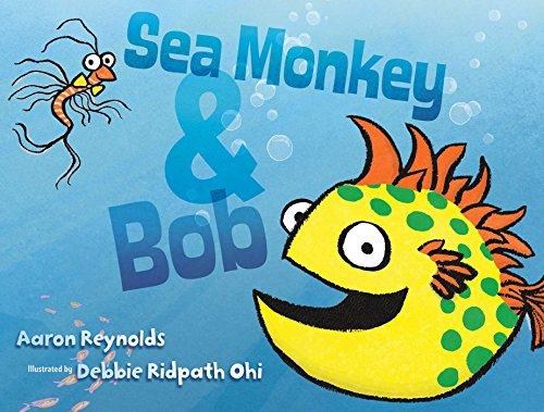 Bob Float (Sea Monkey & Bob (English Edition))