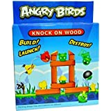 HALO NATION Angry Birds Knock On Wood Game (Multicolour)