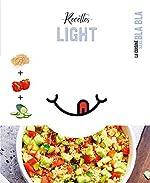 65 recettes light sans bla bla d'Anna Austruy