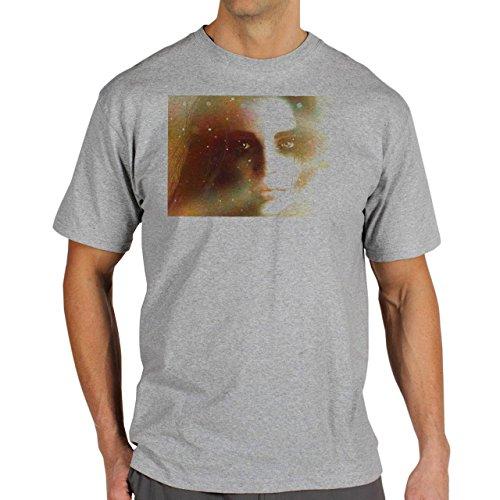 We Are Your Friends Movie Summer WAYF Model Sun Bath Background Herren T-Shirt Grau