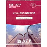 ESE2017 Stage1 (Prelims) CIVIL Engineering Objective Volume 1, Previous Objective Questions with solutions, subject wise & chapter wise. (ESE 2017 UPSC Engineering Services Stage1 (Prelims))