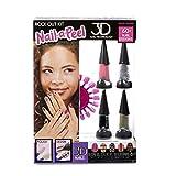 Nail A Peel 550136 Theme Kits, Rock Out