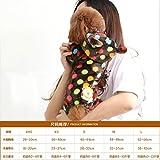Y-Hui Regenbogen Blase tragen Hitz Hund Kleidung Teddy vier Welpen kleiner Hund Puppy pet Kleidung Kleidung, Braun, Xxs (ca. 2-4 Pfund zu tragen)