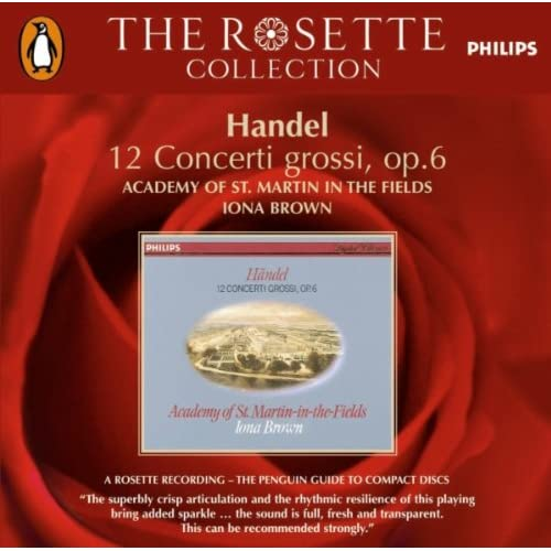 Handel: Concerto grosso in E minor, Op.6, No.3 - 5. Allegro, ma non troppo