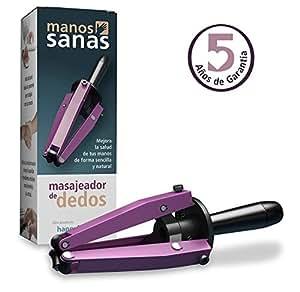 Massage Manual Digital Manos Sanas