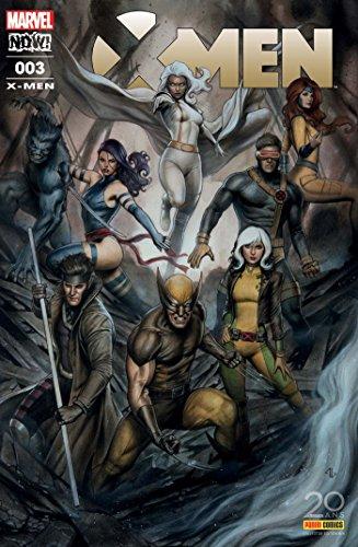 X-Men nº3, Livres