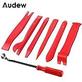 Automotive Reparatur Werkzeug Innen Verkleidung Auto Demontage Werkzeuge Kit-Einsatz auf Türverkleidungen, Polster, Zierleisten, Leisten,7-teilig