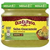 Old El Paso - Salsa de Guacamole Mexicano Frasco - 320 gr