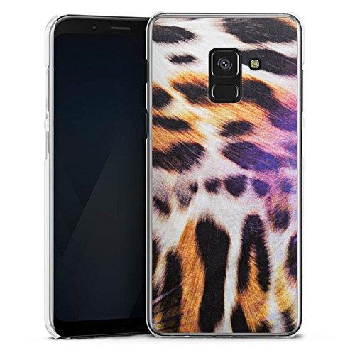 DeinDesign Hülle Case Handyhülle kompatibel mit Samsung Galaxy A8 Duos 2018 Fell Tier Animal