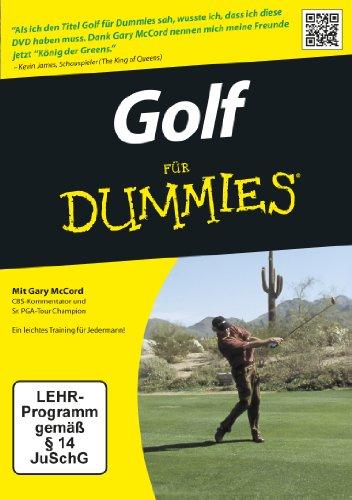 Preisvergleich Produktbild Golf für Dummies
