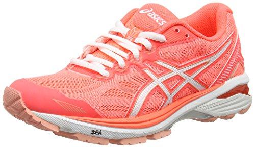 Asics Damen GT-1000 5 Laufschuhe, Pink (Coral Pink), 38 EU Coral Damen Laufschuhe